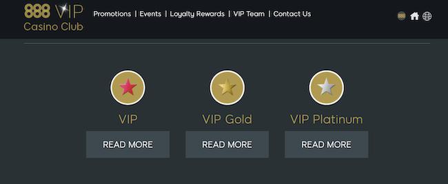 VIP asiakkuus