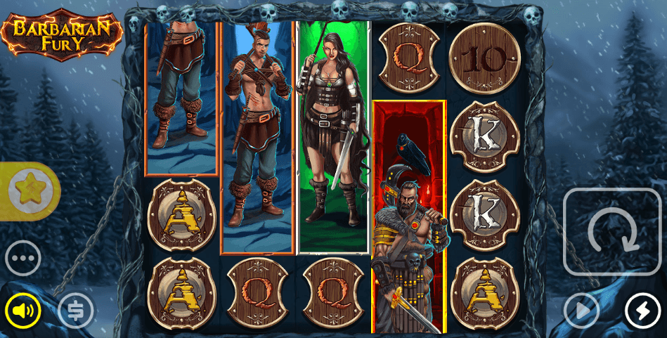 Barbarian Graphics