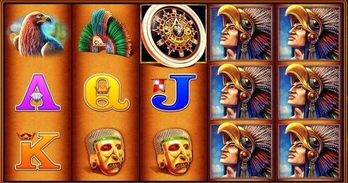 Montezuma Symbols