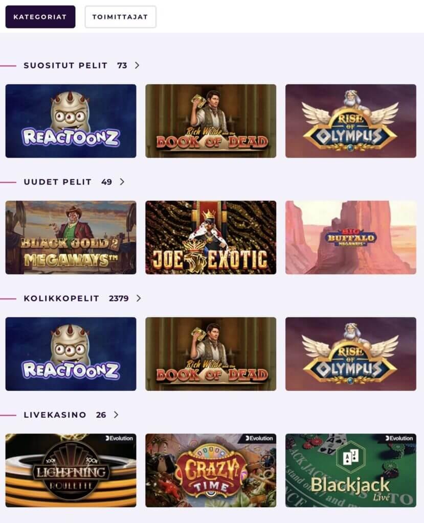 SlotPlanet Games