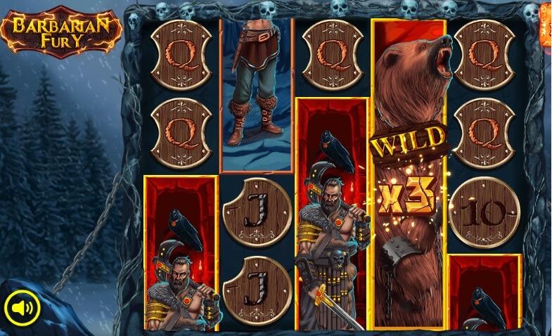 Barbarian Fury Wild