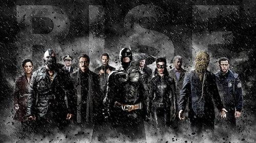Batman on täällä taas
