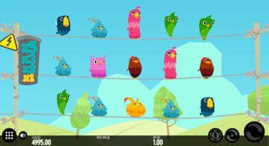 Birds on a Wire kolikkopeli