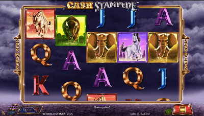 Cash Stampede