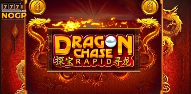 Dragon Chase kolikkopeli ja sen grafiikkaa