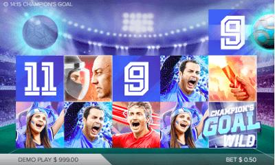 Champion's Goal