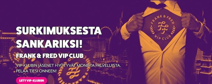 Frank&Fred VIP klubi