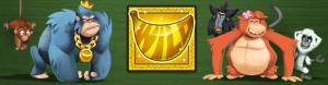 Go Bananas Wild symbolit