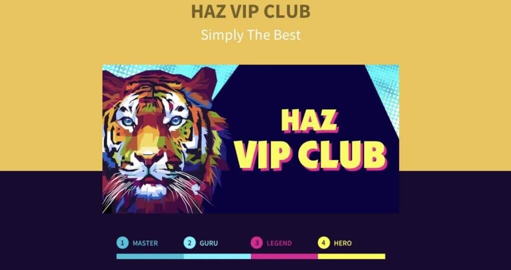Haz Casino VIP