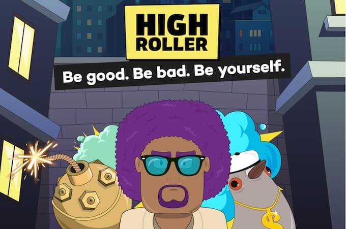 Highroller Casino säväyttää sen uskomattomalla teemallaan!