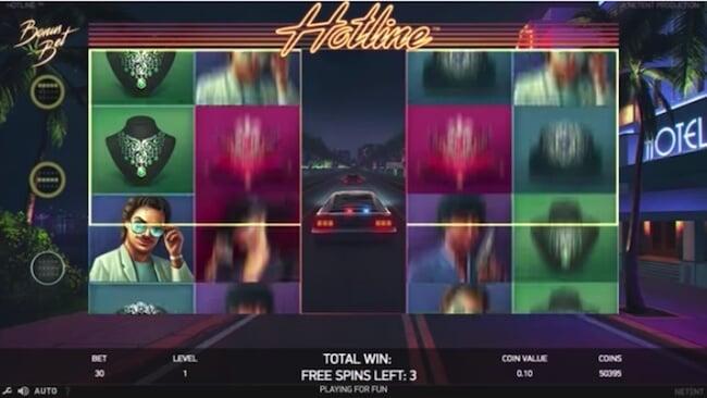 Hotline laajentunut Wild