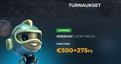 iLucky Casino turnaukset