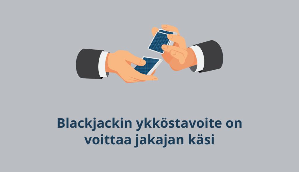 Blackjackin säännöt