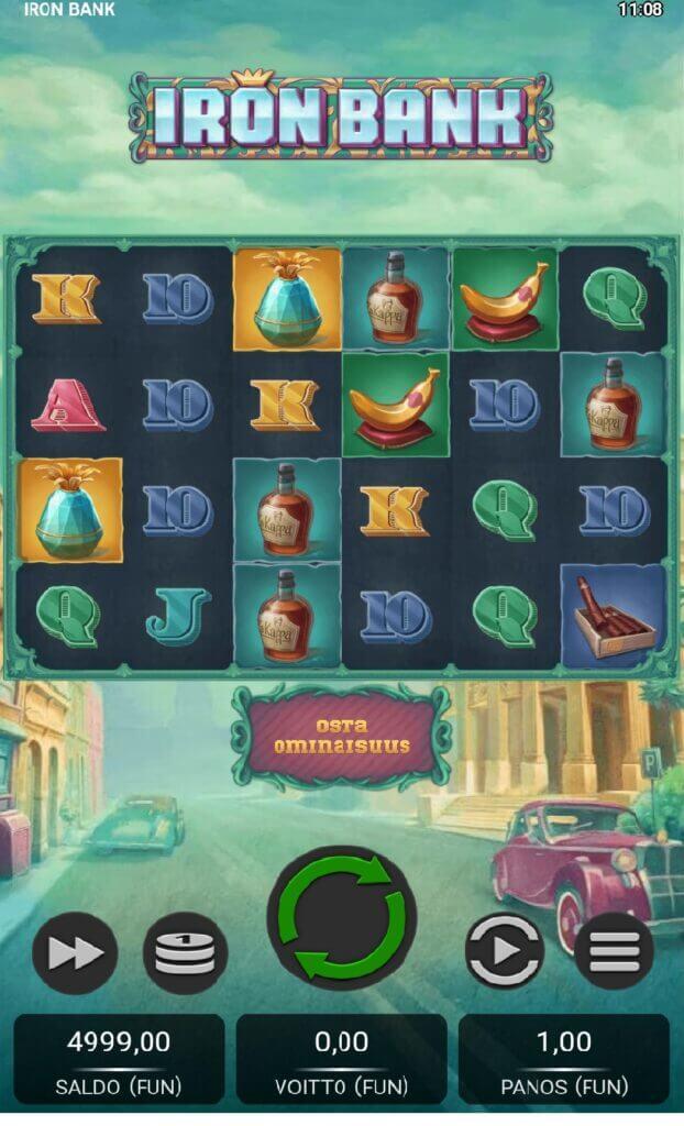 Iron Bank Symbols