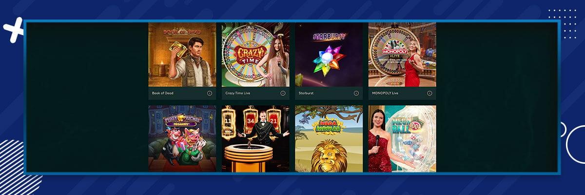 live casino com pelivalikoima