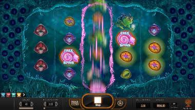 Magic Mushroom kolikkopeli