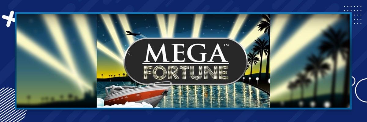 Mega Fortune peli