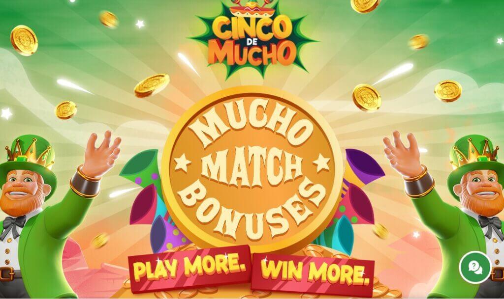 MuchVegas bonus