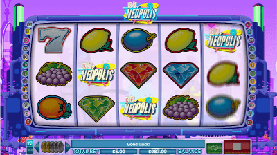 Neopolis kolikkopeli