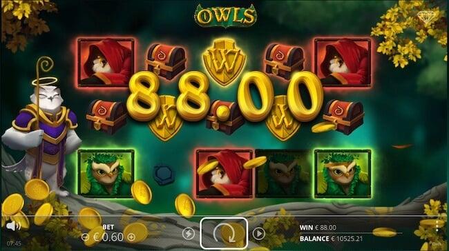 Owls suuri voitto