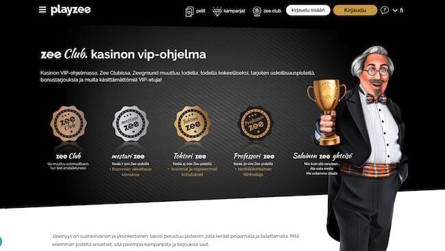Kasinon VIP