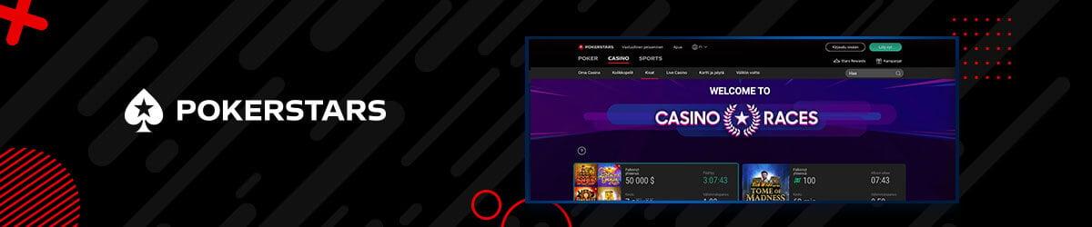 Turnauksia kasinolla