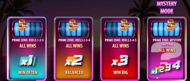 Prime Zone valitse yksi