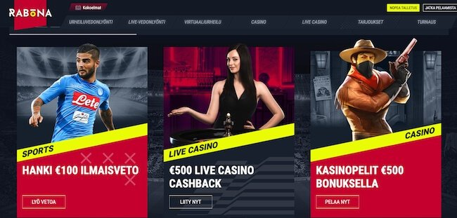 Rabona kasino