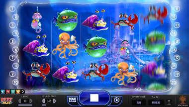 Reef Run kolikkopeli