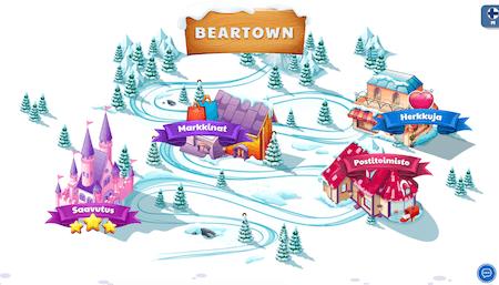 beartown ridika kasinolla