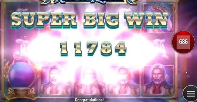 Suuri voitto pelissä