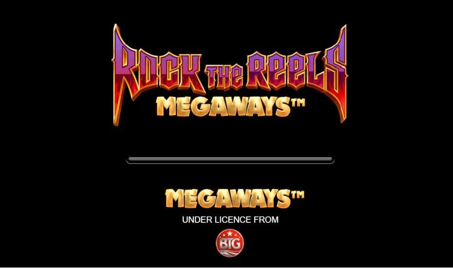 RocktheReels Megaways