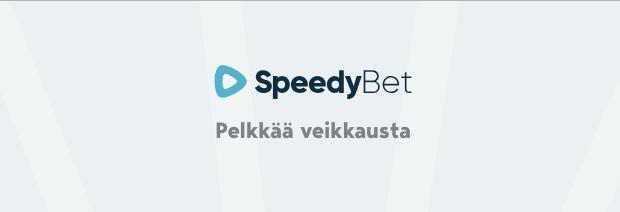 Speedy bet casino pelkkää veikkausta