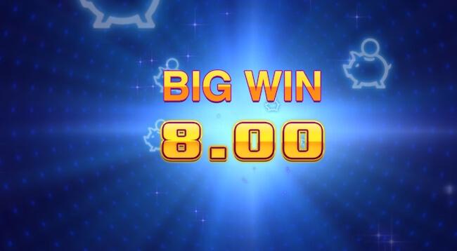 Suuri voitto pelissä!