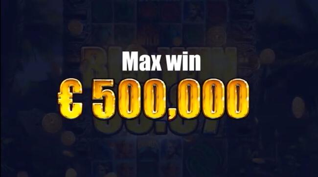 Tahiti Gold max voitto