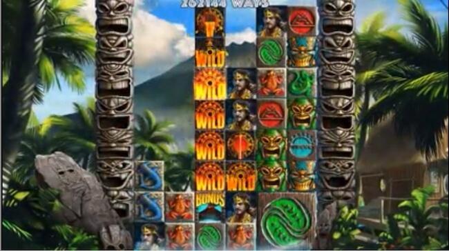 Tahiti Gold wild