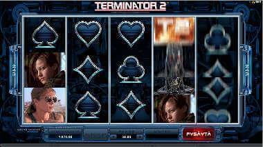 Terminator kolikkopeli