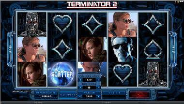 Terminator 2 kolikkopeli