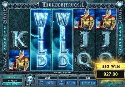 Thunderstruck 2 - Ukkonen iskee jälleen