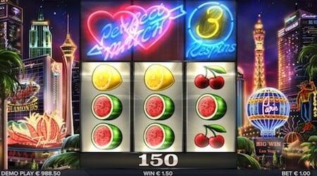 Vegas Diamonds tulossa pian