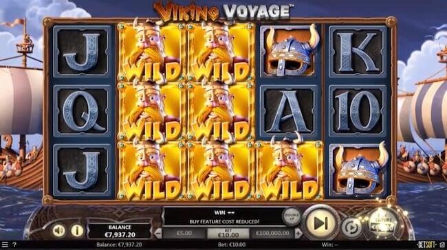 Viking Voyage wildeja