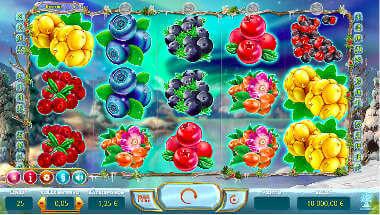 Winter Berries kooikkopeli