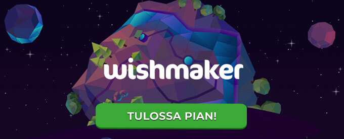 Wishmaker tulossa pian